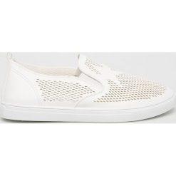 Answear - Buty. Szare buty sportowe damskie marki ANSWEAR, z gumy. W wyprzedaży za 39,90 zł.