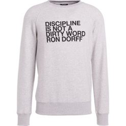 Bejsbolówki męskie: Ron Dorff DISCIPLINE Bluza grey melange