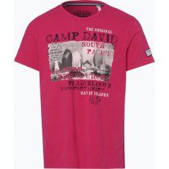 T-shirty męskie: Camp David - T-shirt męski, czerwony