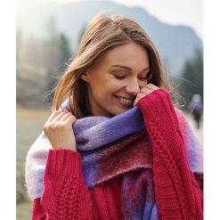 SWETER DAMSKI OVERSIZE. Czerwone swetry oversize damskie Top Secret, na jesień. Za 139,99 zł.