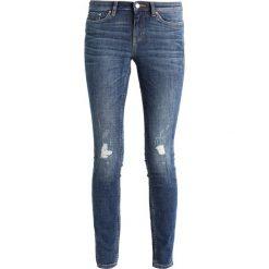 Jeansy damskie: TOM TAILOR DENIM NELA AUTHENTIC PANT Jeans Skinny Fit mid stone wash