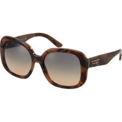 Burberry Okulary przeciwsłoneczne light brown/grey. Brązowe okulary przeciwsłoneczne damskie aviatory Burberry. Za 819,00 zł.