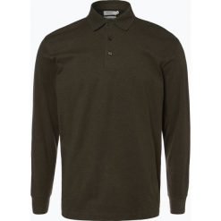 Mc Earl - Męska koszulka polo, zielony. Zielone koszulki polo Mc Earl, m, z bawełny, z długim rękawem. Za 119,95 zł.