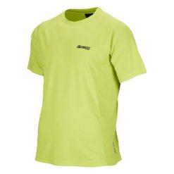Koszulki sportowe męskie: BERG OUTDOOR Koszulka męska CREUS zielona r. XXL (P-10-HK4110700SS14-307-XXL)