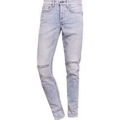 Rag & bone Jeansy Slim Fit light blue. Niebieskie jeansy męskie regular rag & bone, z bawełny. W wyprzedaży za 419,60 zł.