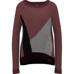 Swetry klasyczne damskie: khujo MAJIN Sweter bordeaux