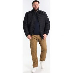 Chinosy męskie: Santa Monica ERICSON Spodnie materiałowe tobacco