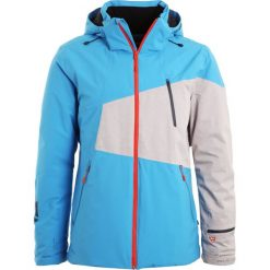 Brunotti KENTUCKY  Kurtka snowboardowa pacific blue. Niebieskie kurtki narciarskie męskie Brunotti, m, z materiału. W wyprzedaży za 671,20 zł.