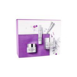 Kosmetyczki damskie: Clinique Clinique Smart SPF15 zestaw Daily Moisturizing SPF15 50 ml + Night Moisturizing 15 ml + Skin Serum 5 ml + Kosmetyczka dla kobiet