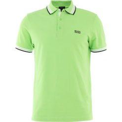 Koszulki polo: BOSS Green PADDY REGULAR FIT Koszulka polo green flash