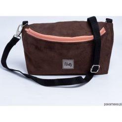 Mini torebka Nerka 2W1 Orient. Brązowe torebki klasyczne damskie marki ARTENGO, z materiału. Za 85,00 zł.