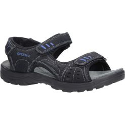 Czarne sandały na rzepy Casu 7SD9134. Czarne sandały męskie Casu, na rzepy. Za 59,99 zł.