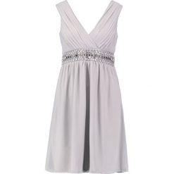 Sukienki hiszpanki: Young Couture by Barbara Schwarzer Sukienka koktajlowa sky