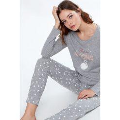 Piżamy damskie: Etam - Spodnie piżamowe Leonie