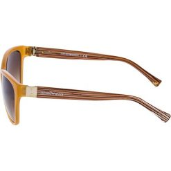 Okulary przeciwsłoneczne damskie: Emporio Armani Okulary przeciwsłoneczne yellow