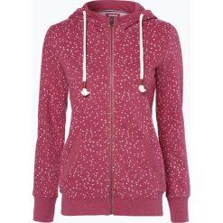 Marie Lund - Damska bluza rozpinana, czerwony. Niebieskie bluzy rozpinane damskie marki Marie Lund, l, z haftami. Za 149,95 zł.
