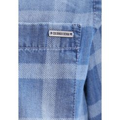 Colorado Denim NORBERT Koszula mid blue check. Niebieskie koszule chłopięce Colorado Denim, z bawełny. W wyprzedaży za 135,20 zł.