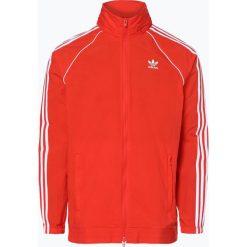 Kurtki sportowe męskie: adidas Originals – Kurtka męska, czerwony