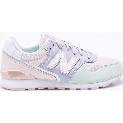 Buty sportowe dziewczęce: New Balance – Buty dziecięce KJ996P1Y