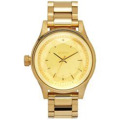 Zegarek damski All Gold Nixon Facet 38 A4091502. Brązowe zegarki damskie Nixon. Za 899,00 zł.