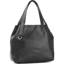 Torebka COCCINELLE - BE5 Mila E1 BE5 11 02 01 Noir 001. Czarne torebki klasyczne damskie Coccinelle, ze skóry. W wyprzedaży za 729,00 zł.