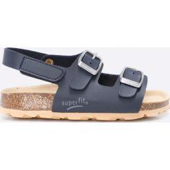 Superfit - Sandały dziecięce. Różowe sandały chłopięce marki Superfit, z gumy. W wyprzedaży za 99,90 zł.