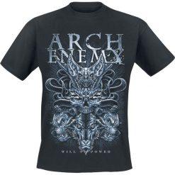 T-shirty męskie: Arch Enemy Bat T-Shirt czarny