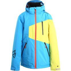 Brunotti KENTUCKY Kurtka snowboardowa pacific blue. Niebieskie kurtki chłopięce sportowe marki bonprix, z kapturem. W wyprzedaży za 439,20 zł.