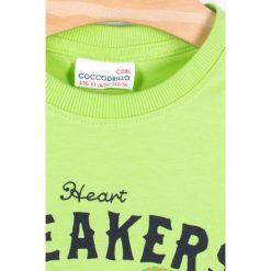 T-shirty chłopięce z długim rękawem: Coccodrillo – Longsleeve dziecięcy 92-122 cm