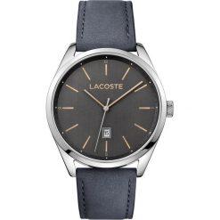 Lacoste - Zegarek 2010911. Czarne zegarki męskie Lacoste, szklane. Za 599,90 zł.