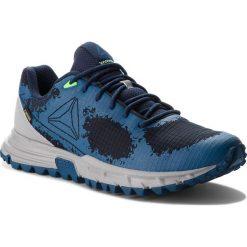 Buty Reebok - Sawcut GTX 6.0 GORE-TEX CN2396 Navy/Blue/Green/Grey. Niebieskie buty do biegania męskie Reebok, z gore-texu, gore-tex. W wyprzedaży za 299,00 zł.