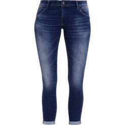 Mavi LEXY Jeans Skinny Fit mid brushed glam. Niebieskie boyfriendy damskie Mavi. W wyprzedaży za 169,95 zł.