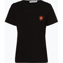 NA-KD - T-shirt damski, czarny. Czarne t-shirty damskie NA-KD, l. Za 89,95 zł.