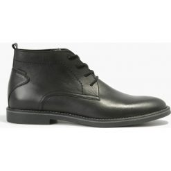 Czarne kozaki Trentino. Czarne buty zimowe męskie Badura. Za 279,99 zł.