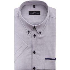 Koszula SERGIO P slim 13-05-15. Czarne koszule męskie na spinki marki TOM TAILOR DENIM, l, z bawełny, button down, z długim rękawem. Za 149,00 zł.