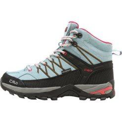 Buty trekkingowe damskie: CMP RIGEL MID SHOES WP Buty trekkingowe anice/tortora/ibisco