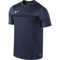 Nike Koszulka męska Academy Short-Sleeve granatowa r. XL (651379 412). Białe koszulki sportowe męskie marki Adidas, l, z jersey, do piłki nożnej. Za 59,00 zł.