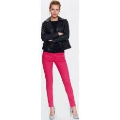 Spodnie damskie: SPODNIE DŁUGIE DAMSKIE, RURKI 5 POCKET
