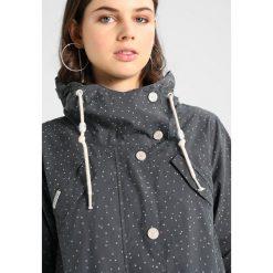 Odzież damska: Ragwear CLANCY DOTS Parka dark grey