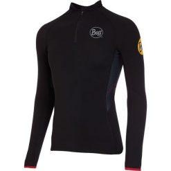 Bluzy rozpinane damskie: Buff Buff Bluza MYVAR W-SWEATSHIRT BLACK - BW1702.999