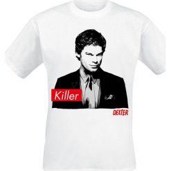 T-shirty męskie: Dexter Killer T-Shirt biały