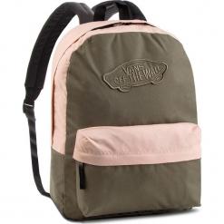 Plecak VANS - Realm Backpack VN0A3UI6UOT Dusty Olive/Rose Cloud. Czerwone plecaki męskie Vans, z materiału. W wyprzedaży za 129,00 zł.