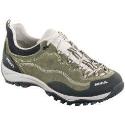 Buty trekkingowe damskie: MEINDL Buty damskie Texas Lady PRO zielono-czarne r.  40