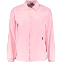 Kurtki męskie bomber: HUF BAR LOGO COACHES  Kurtka wiosenna pink