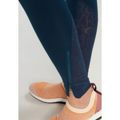 Legginsy: adidas by Stella McCartney RUN LEO Legginsy petrol