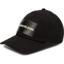 Czapka CALVIN KLEIN JEANS - J Calvin Klein Jeans K40K400259 008. Czarne czapki damskie marki Calvin Klein Jeans, z bawełny. Za 159,00 zł.