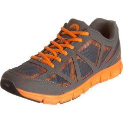 """Buty sportowe """"Nosarey"""" w kolorze antracytowo-pomarańczowym. Brązowe buty sportowe męskie marki Reebok, z materiału. W wyprzedaży za 87,95 zł."""
