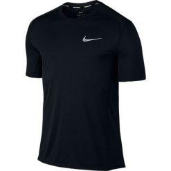 Nike Koszulka Dry Miler Top SS czarna r. M (833591 010). Czarne t-shirty męskie Nike, m. Za 105,50 zł.