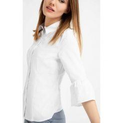 Odzież damska: Koszula z falbanami