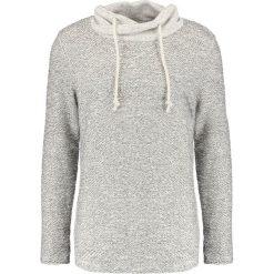Swetry męskie: Jack & Jones JORDRIVEN CROSS NECK Sweter silver birch